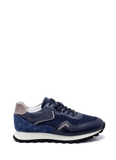 Derimod Erkek Ayakkabı(9104) Sneaker Lacivert
